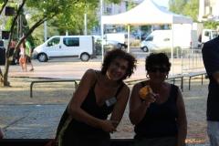 les bénévoles sont également présents lors de Meythet la musique